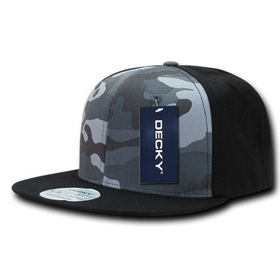 Picture of Decky Camo Cotton Snapback