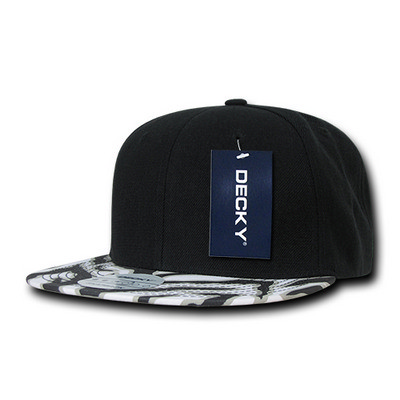 Picture of Decky Ziger 2 Tone Snapback