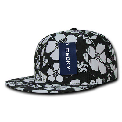 Picture of Decky Floral Snapback