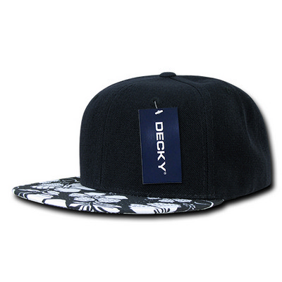 Picture of Decky Floral Visor Snapback