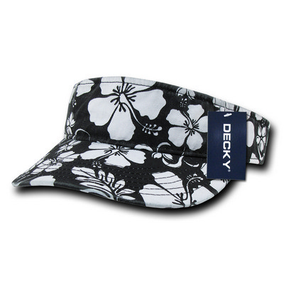 Picture of Decky Floral Polo Visor