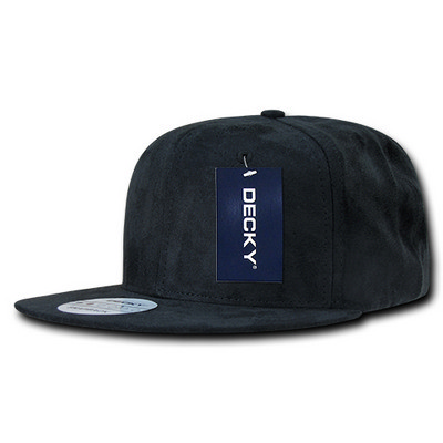 Picture of Decky Faux Suede Snapback