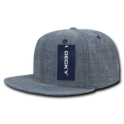 Picture of Decky Washed Denim Snapback