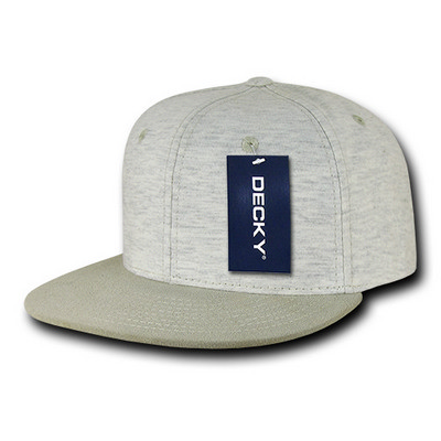 Picture of Decky Heather Jersey Knit Snapback