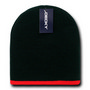 Decky Single Striped Beanie