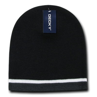 Picture of Decky Double Striped Beanie