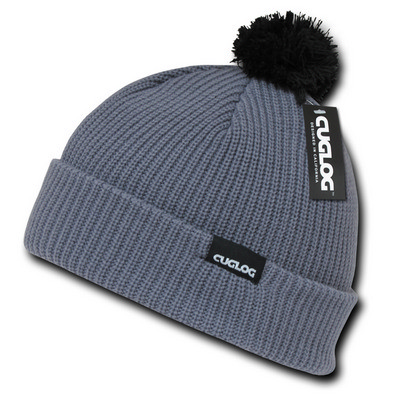 Picture of Decky Everest Pom Pom Beanie