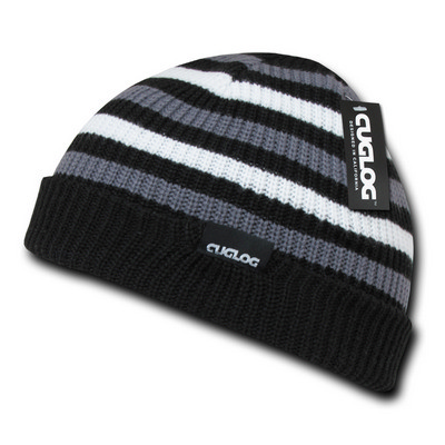 Picture of Decky Kilimanjaro Striped Beanie