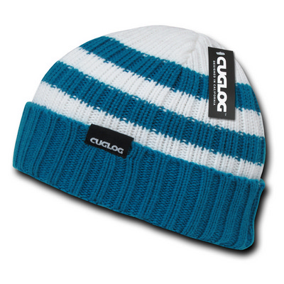 Picture of Decky Shasta Striped Sweater Beanie