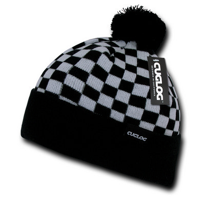 Picture of Decky Changbai Checker Beanie