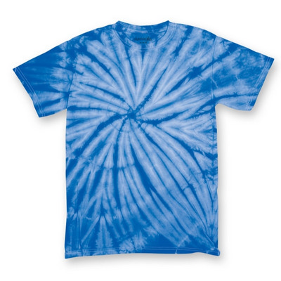 Picture of Dyenomite CYCLONE TIE DYED T-SHIRT