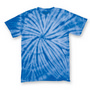 Dyenomite CYCLONE TIE DYED T-SHIRT