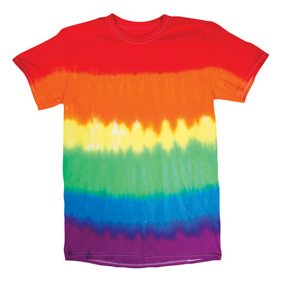 Picture of Dyenomite NOVELTY TIE DYED T-SHIRT
