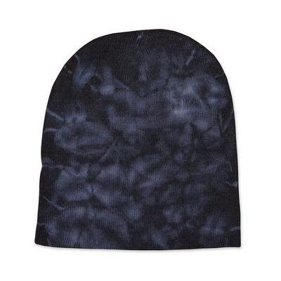 Picture of Dyenomite TIE DYED KNITTED BEANIE