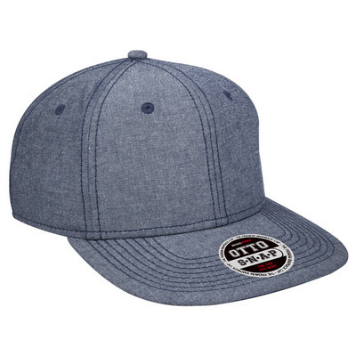 Picture of Otto SNAP Six Panel Pro Style Cap