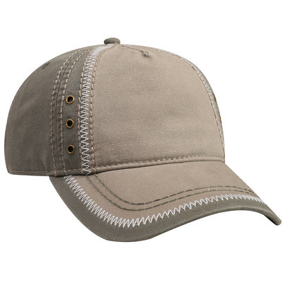 Picture of Otto Five Panel Low Profile Style Cap