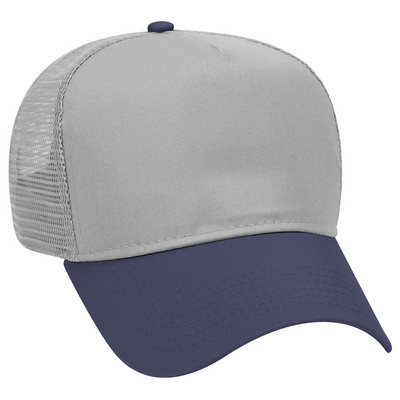 Picture of Otto Five Panel Pro Style Mesh Back Cap
