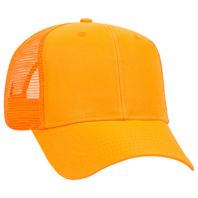 Picture of Otto Six Panel Pro Style Mesh Back Cap