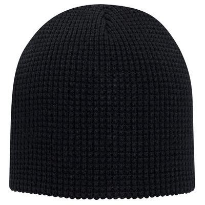 "Picture of Otto 8"" Waffle Knit Beanie"