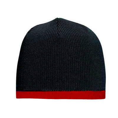 """Picture of Otto 8"""" Beanies With 7/8"""" Trim"""