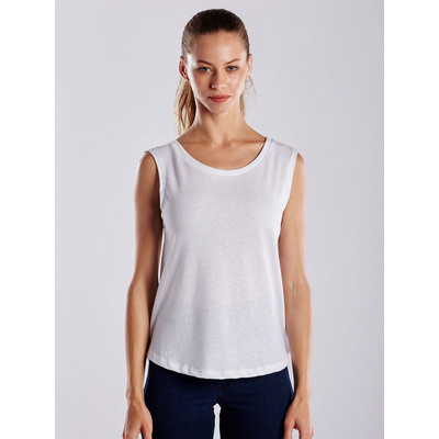 Picture of US Blanks WOMEN MUSCLE TEE