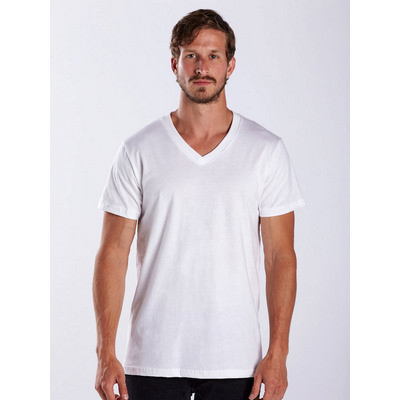Picture of US Blanks MEN S SLEEVE JERSEY V-NECK