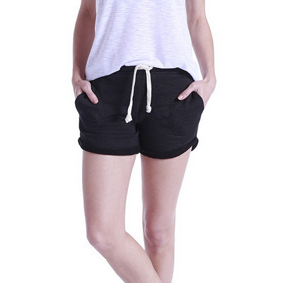 Picture of US Blanks WOMEN FRENCH TERRY SHORTS