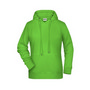James & Nicholson Ladies Hoody