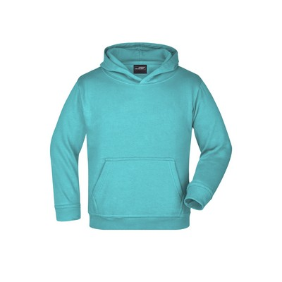 Picture of James & Nicholson Hooded Sweat Junior