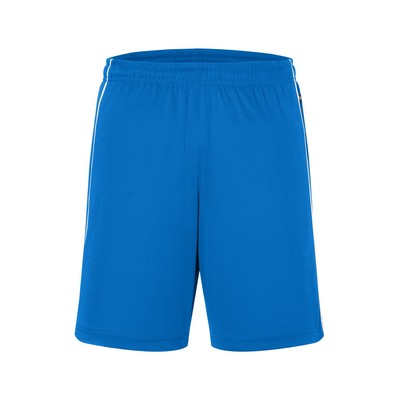 Picture of James & Nicholson Basic Team Shorts