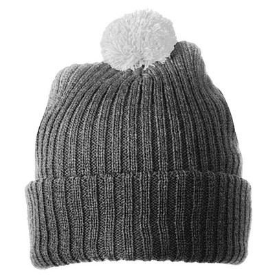 Picture of Myrtle Beach Knitted Cap with Pompon