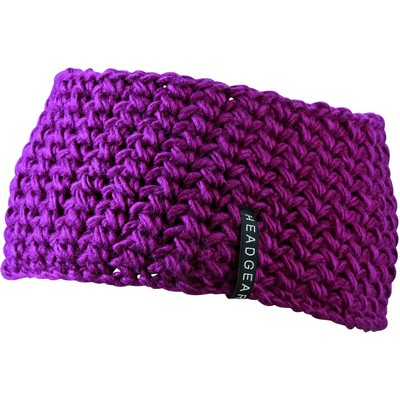 Picture of Myrtle Beach Crocheted Headband