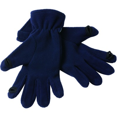 Picture of Myrtle Beach Touch-Screen Fleece Gloves