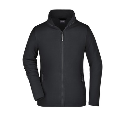 Picture of James & Nicholson  Ladies Basic Fleece