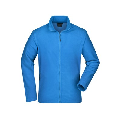 Picture of James & Nicholson Men Basic Fleece Ja