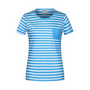 James & Nicholson Ladies T-Shirt Stripe