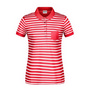 James & Nicholson Ladies Polo Striped