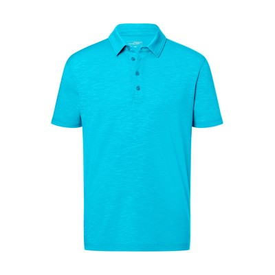 Picture of James & Nicholson Men Slub Polo