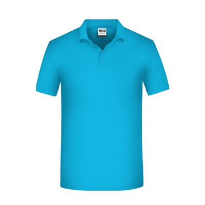 Picture of James & Nicholson Men BIO Workwear Polo