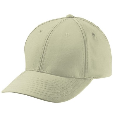 Picture of Myrtle Beach 6 Panel Poly Peach Cap