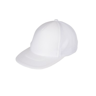 Picture of Myrtle Beach 5 Panel Flat Peak Cap