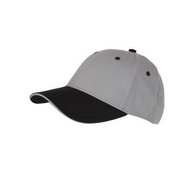 Picture of Myrtle Beach 6 Panel Brushed Cap