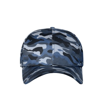 Picture of Myrtle Beach 6 Panel Camouflage Cap