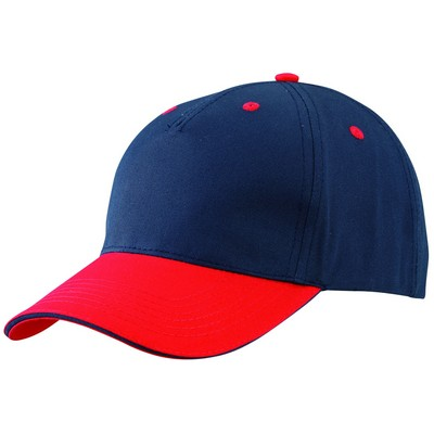 Picture of Myrtle Beach 5 Panel Sandwich Cap