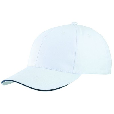 Picture of Myrtle Beach Light Brushed Sandwich Cap