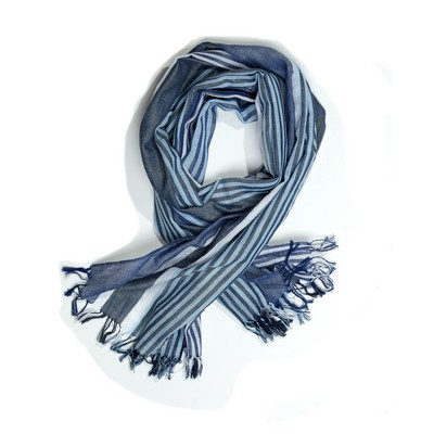 Picture of Myrtle Beach Striped Scarf