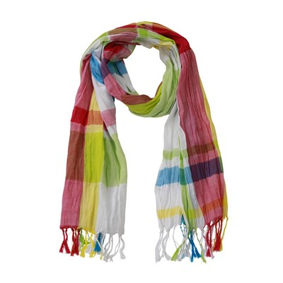 Picture of Myrtle Beach Coloured Scarf