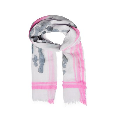 Picture of Myrtle Beach Bright-coloured Scarf