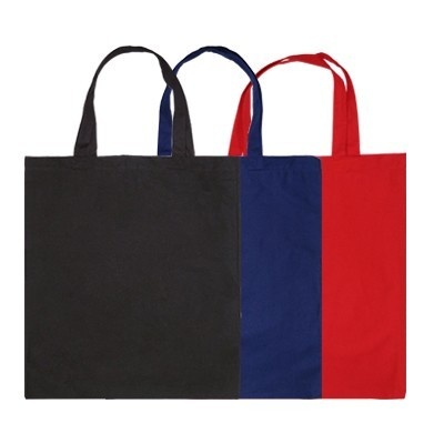 Picture of Calico Bag (short handles)