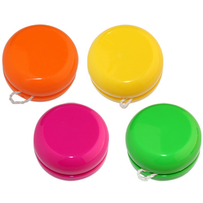 Picture of Standard Coloured Yo-Yos